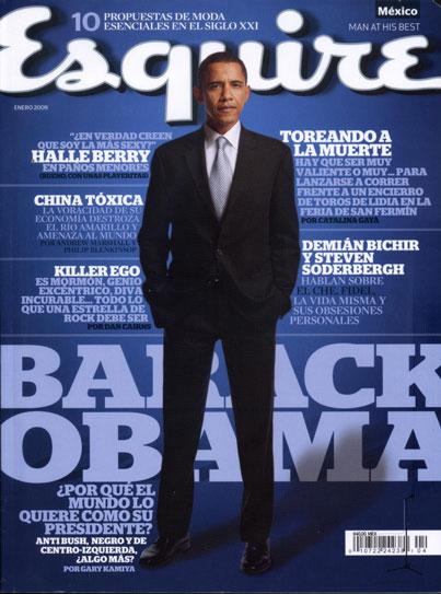 Revista Esquire México - Enero 2009